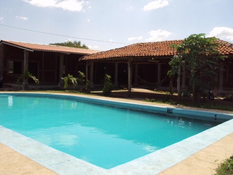 nueva casa hacienda en construccion leon casas nicaragua